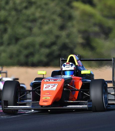 Kas Haverkort uit Heemserveen stelt orde op zaken in Formule 4: riant aan kop