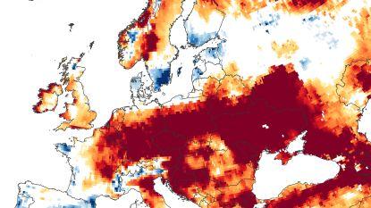 Grondwaterstand België bij slechtste in Europa