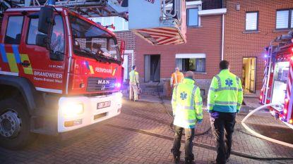 Keuken vernield na brand in Lembeek: Bewoonster kan naar buiten vluchten