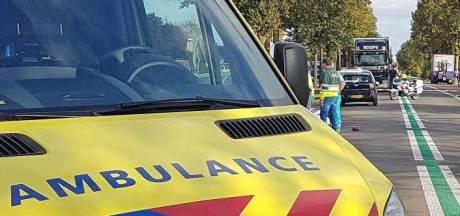 Fietser komt om het leven bij ongeluk in Balkbrug