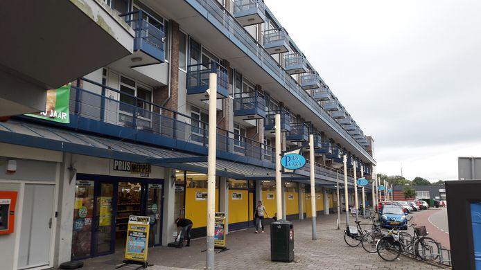 De Gentiaan aan het Piusplein/Kastanjelaan in Bergen op Zoom.