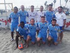Beach Soccer Zeeland opnieuw in actie op groot toernooi in Verenigde Staten