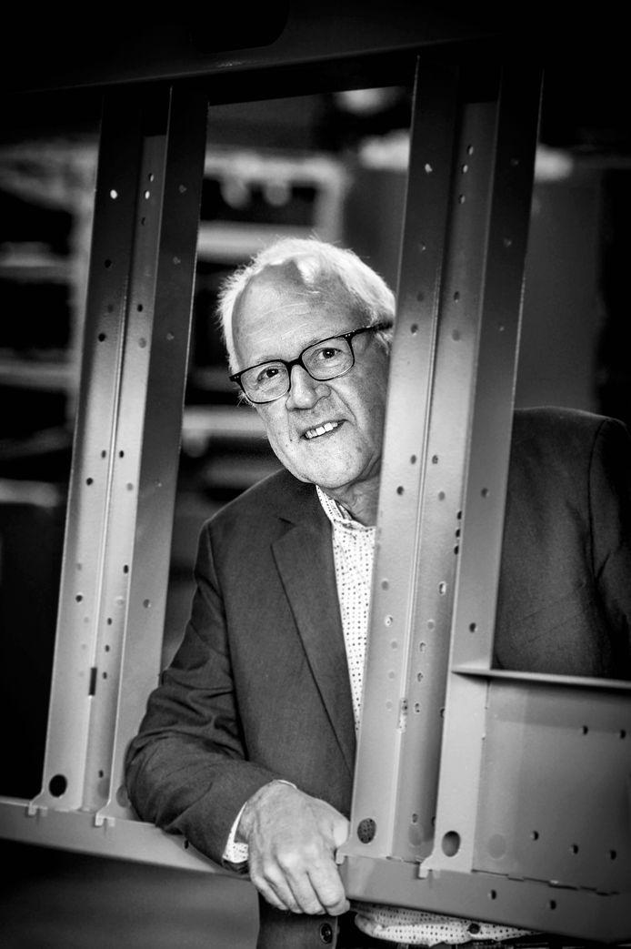 Antoon van de Heuvel werkt 50 jaar bij Perfect Van Wamel.