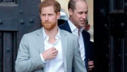 Prins William maakt zich zorgen om broer Harry en Meghan Markle na emotioneel interview