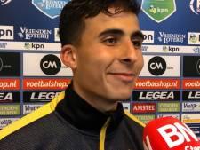 NAC-talent Yassine Azzagari (17) tekent zijn eerste profcontract