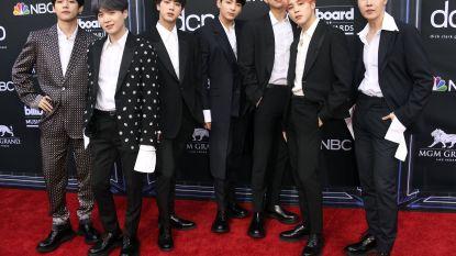 Koreaanse popgroep BTS verdwijnt tijdje van het toneel