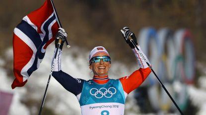 Winterspelen vandaag: Noorse Björgen evenaart record aantal gouden plakken - Belgische delegatieleider tevreden