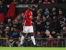 United moet het voorlopig doen zonder Pogba