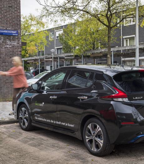 Noord-Brabant geeft subsidie voor elektrische deelauto