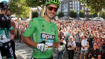 KOERS KORT. Sagan ook in Roeselare primus - Thomas wint, Ten Dam valt in Surhuisterveen - Dubbelslag voor veldrijder Hermans in Wallonië
