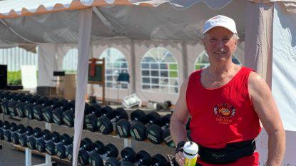 """Een voorbeeld voor velen? Ghislain (79) en Marie-Louise (81) zijn niet weg te slaan uit fitness: """"Veel van die jonge gasten kunnen mij niet volgen, hoor"""""""
