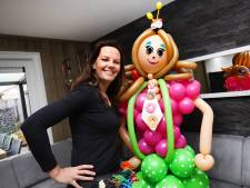 Kim (35) is ballonnenclown: 'Ik heb het mooiste werk van de wereld'