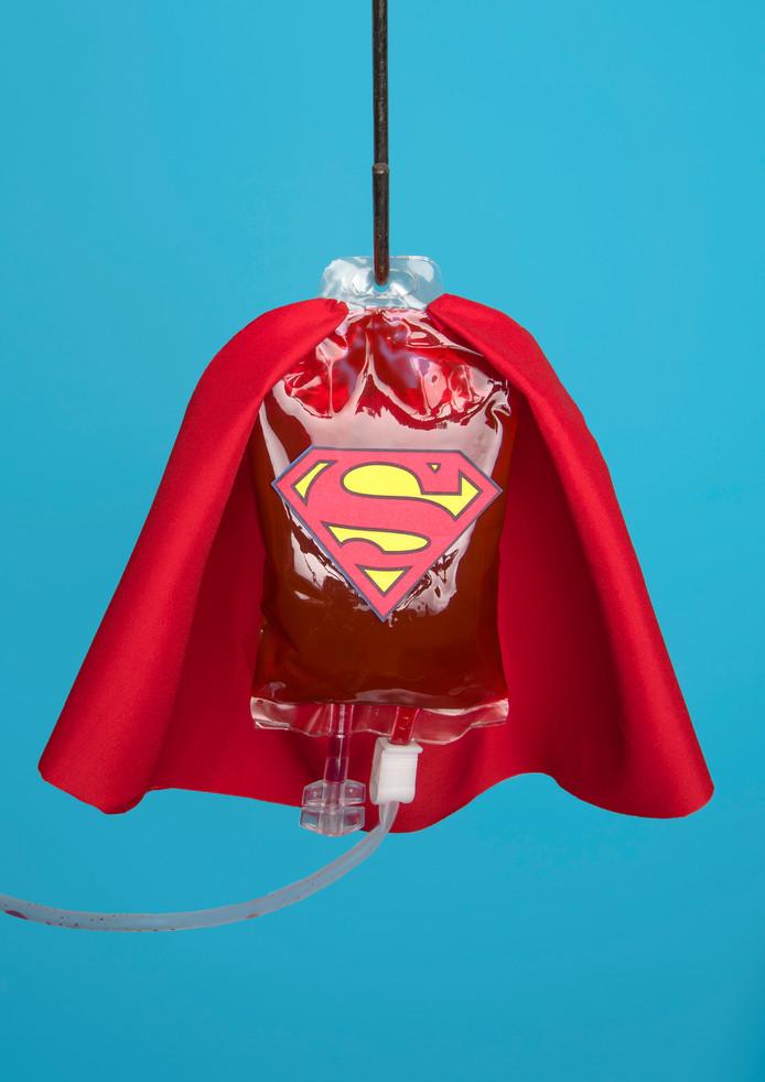 Hoofdillustratie bloedtransfusie