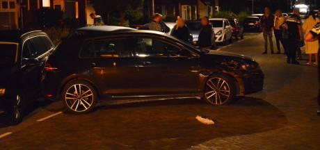 Automobilist ramt vijf geparkeerde auto's in Breda