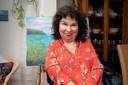 Joyce Houtzagers en kleinzoon, verhaal Bram. Nijmegen, 15-10-2019 .
