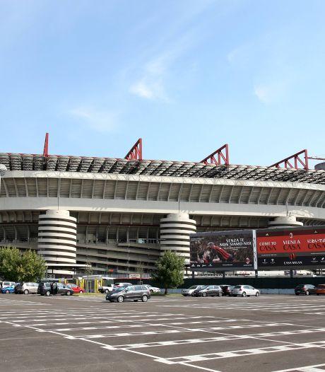 Weer een straf voor AC Milan: geen Europa League komend seizoen