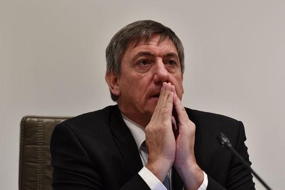 Vlaams minister-president en minister van Cultuur Jan Jambo (N-VA)