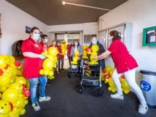Ballonbuddy's voor extra liefde voor ouderen in Kempenland Bladel
