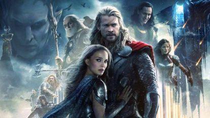 Britten zijn nog steeds boos over deze fout in 'Thor: The Dark World'