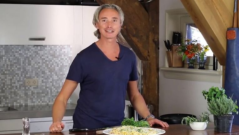 Hobbykok Paul Manten Beeld Meneer in de Keuken