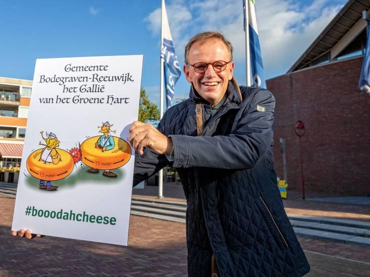 Deze gemeente start lokale coronacampagne: helpen Galliërs en kaas corona een halt toe te roepen?