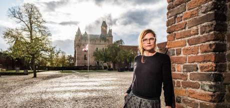 Maaike Kool is de trotse nieuwe manager van Kasteel Doornenburg