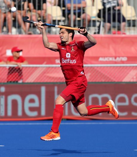 Les Red Lions battus en Inde!