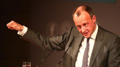 Nieuwe leider Duitse partij CDU moet zich in december opnieuw verkiesbaar stellen