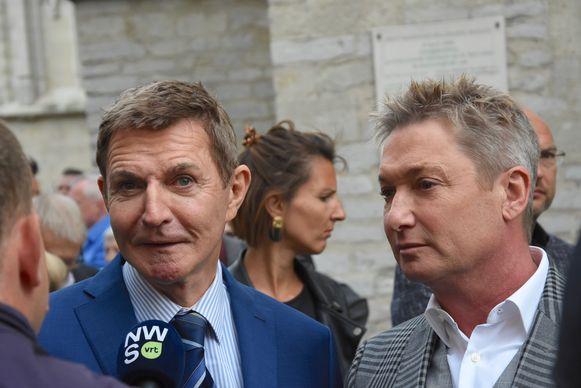 Bart Kaëll en Luc Appermont
