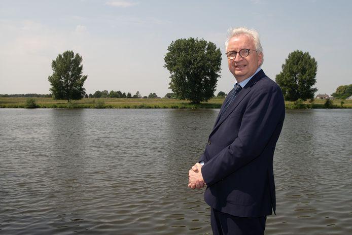 Burgemeester Willem Gradisen.