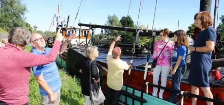 Historische schepen open voor publiek: 'Je hoeft niet naar een museum, dat is het hier al'