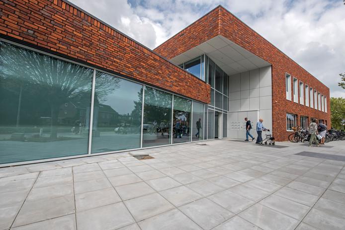 Het Medisch Centrum Goes aan de Van Dusseldorpstraat.
