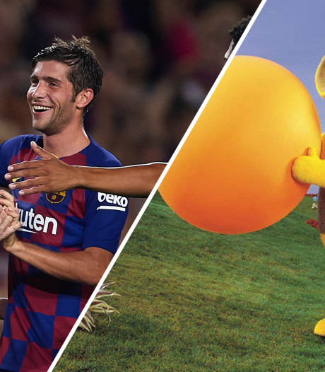 Boerdonk-coach vergelijkt team op erg aparte manier: eerste helft Teletubbies, tweede FC Barcelona