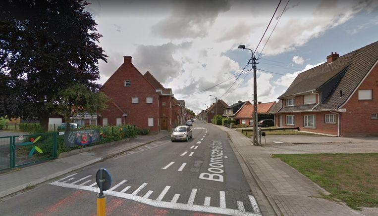 Er wordt vanaf 2 december gewerkt in de Boomgaardstraat in Kuurne.