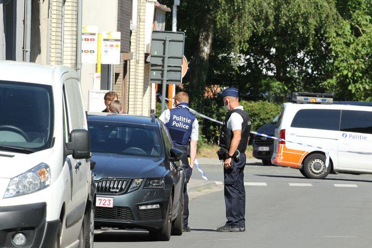 Vanmorgen kwam zich bij de politie van de stad Aalst een man aangeven met de melding dat hij Ilse Uyttersprot om het leven had gebracht.