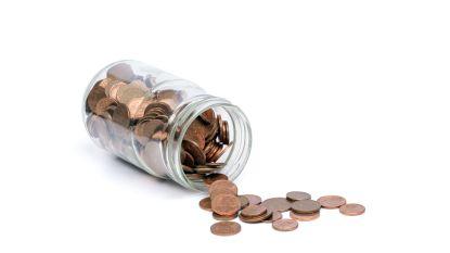 Jaarlijks 'verdwijnen' 56 miljoen muntjes van 1 en 2 cent