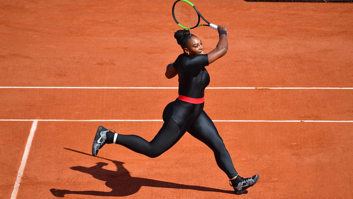 4011a63c8e Les dix tenues improbables de Serena Williams | Home | 7sur7.be