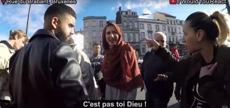 Un couple mixte se fait insulter dans la rue: la nouvelle expérience sociale