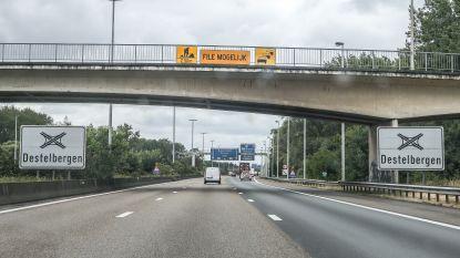 Opnieuw ongeval met trucks op E17 in Gentbrugge: snelweg richting Antwerpen volledig versperd