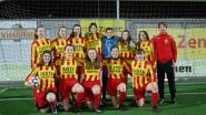 225 geïncasseerde goals en zelf maar 10 keer gescoord, maar voetbalmeisjes van FC Zemst Sportief B denken niet aan opgeven