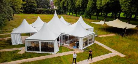 Het Nieuwe Normaal Theater wil verder op deze locatie in Leusden
