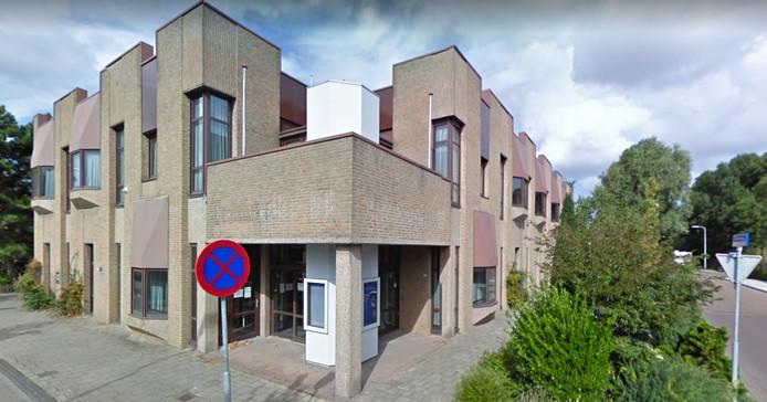 Rabobank gebouw Maasdijk