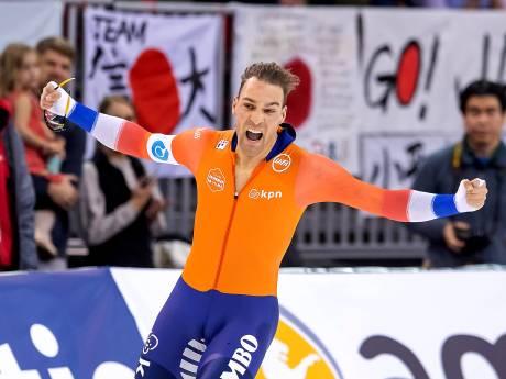 Nuis troeft Krol nipt af en pakt wereldtitel op 1500 meter