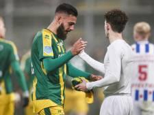Tranen van geluk bij Kishna na eerste duel in 1168 dagen: 'Ik voel me weer voetballer'