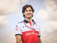 Giovinazzi rijdt volgend jaar voor Sauber