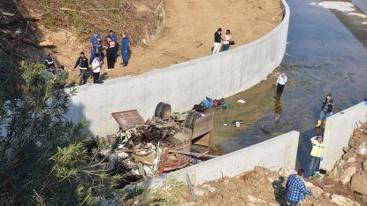 22 migranten komen om bij verkeersongeval in Turkije
