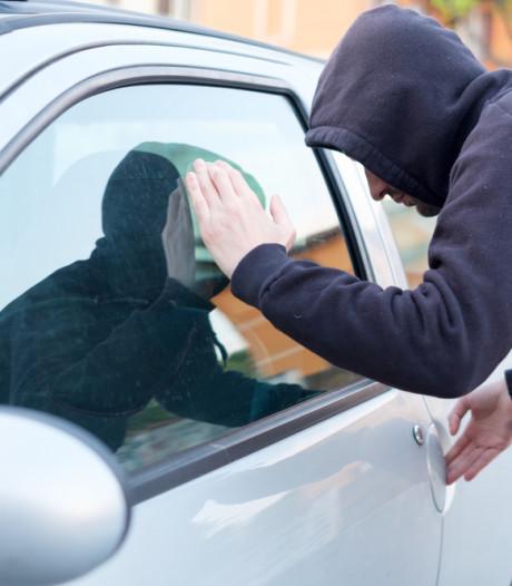 Autokrakers op heterdaad betrapt in Wezep