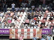 'Voetbalstadions moeten nu als de sodemieter vol'