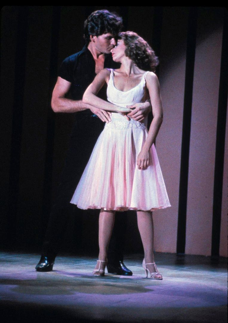 Dirty Dancing: Patrick Swayze en Jennifer Grey