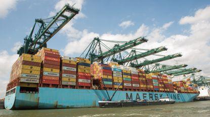 Nieuw record: MPET laadt en lost 8.429 containers op één schip